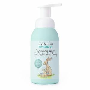 Sylveco-dla-dzieci-pianka-do włosów-i-ciała